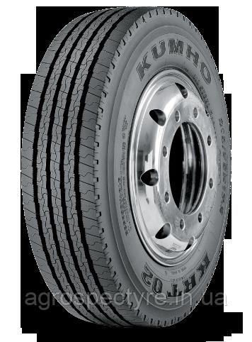 Грузовая шина 285/70R19,5 KRT02 Kumho прицепная