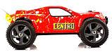 Радіокерована модель Траггі 1:18 Himoto Centro E18XT Brushed (червоний), фото 3