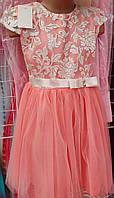 Платье для девочек нарядное (2307/21)