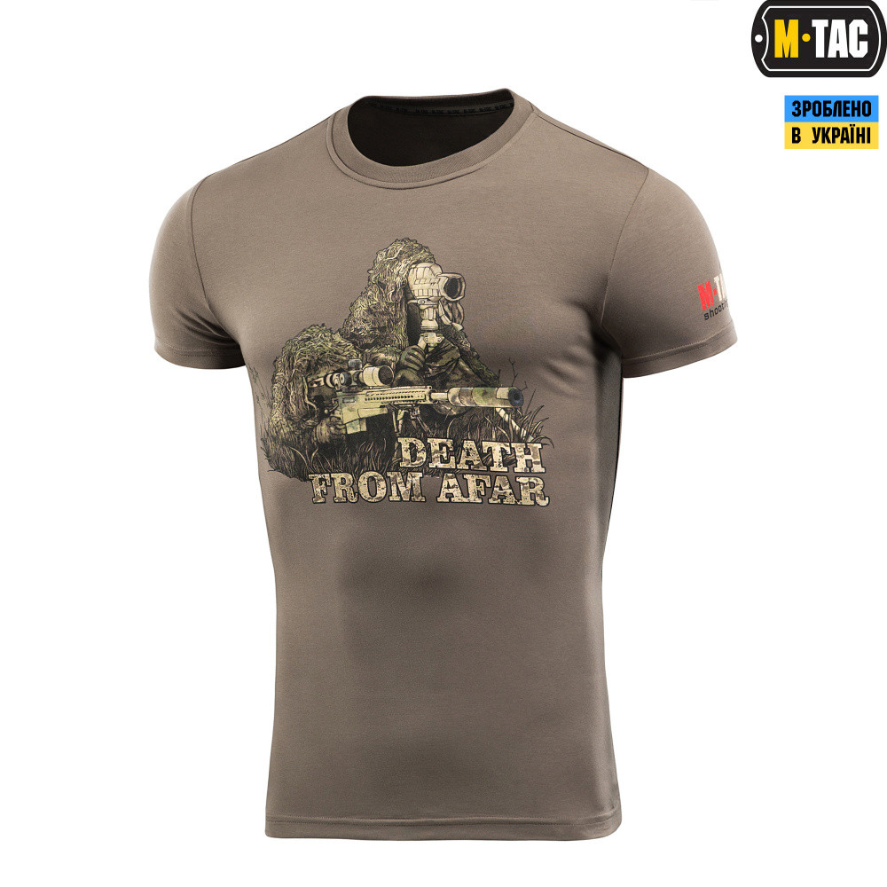 M-Tac футболка Sniper Olive