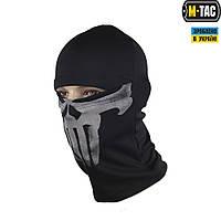 M-Tac балаклава-ніндзя Punisher чорна, фото 1