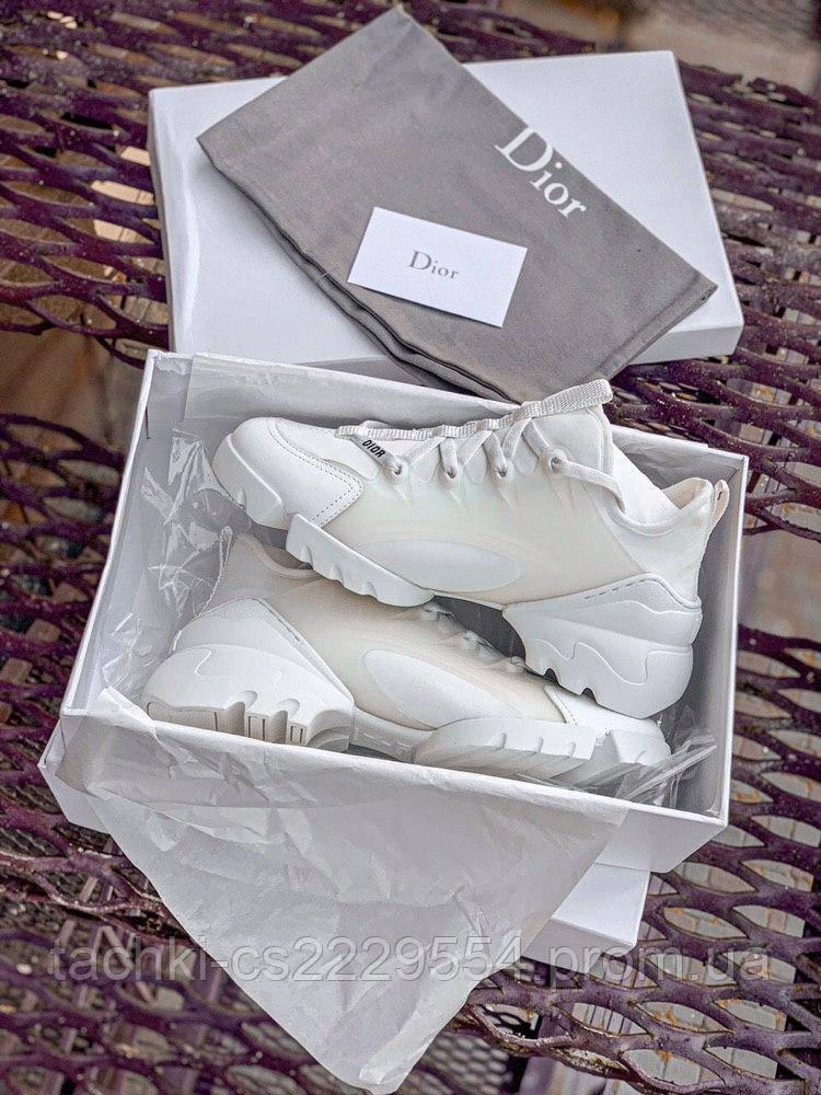 "Женские кроссовки Dior ""white"""