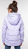 Модная куртка для девочки Робби 2, р 122-128.  Nui very  Украина, фото 6