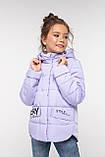 Модная куртка для девочки Робби 2, р 122-128.  Nui very  Украина, фото 10