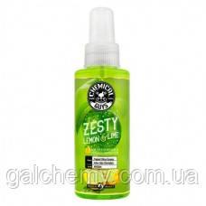 Ароматизатор «Лимон і лайм» ZESTY LEMON LIME Chemical Guys (118 мл) AIR23204