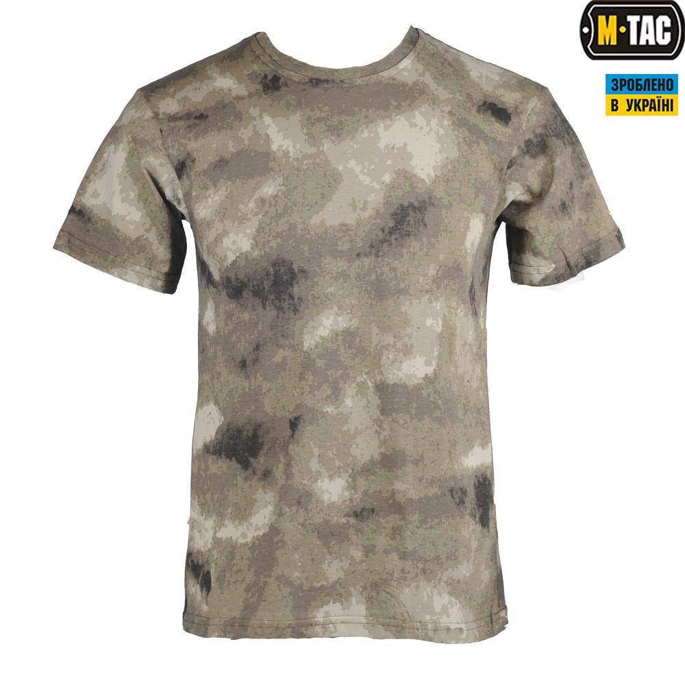 M-Tac футболка 100% Х/Б A-TACS AU