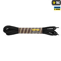 M-Tac шнурки с пропиткой черные, фото 1