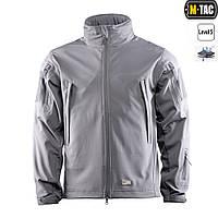 M-Tac куртка softshell сіра, фото 1