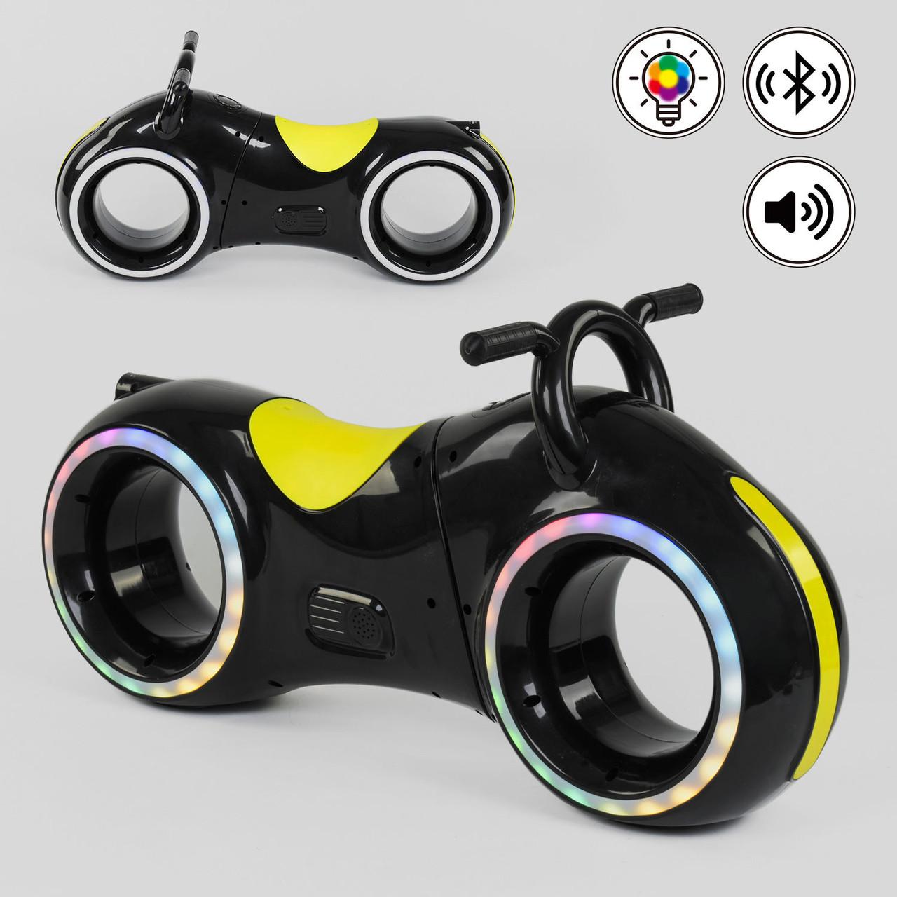 Каталка-толокар Т 1477 Cosmo-байк LED-подсветка Bluetooth Встроенные динамики Быстрая доставка