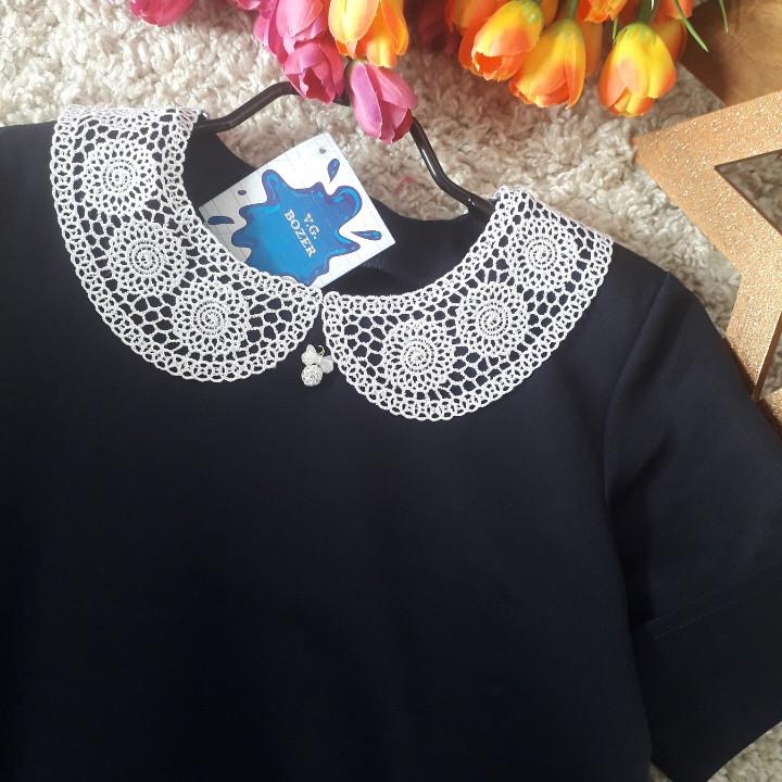 Школьное платье Bozer  для девочек 6-12 лет