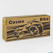 Каталка-толокар Т 1522 Cosmo-байк LED-подсветка Bluetooth Встроенные динамики Быстрая доставка, фото 4
