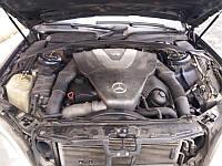 Двигатель Mercedes W220  2001г., 4.0 дизель