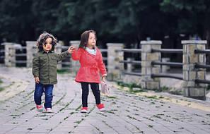 Куртки, парки,пальта для дітей
