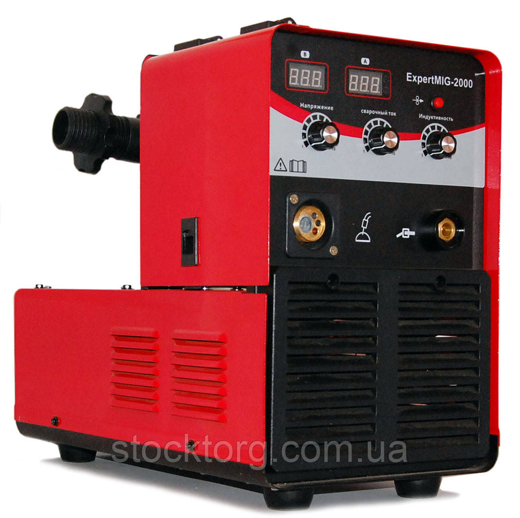 Сварочный инверторный полуавтомат Edon EXPERTMIG 2000