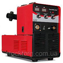 Зварювальний інверторний напівавтомат Edon EXPERTMIG 2000