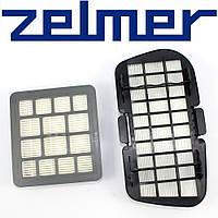 Фильтр для пылесоса Zelmer Voyager twix ZVC 332 и ZVC 335 (Комплект)