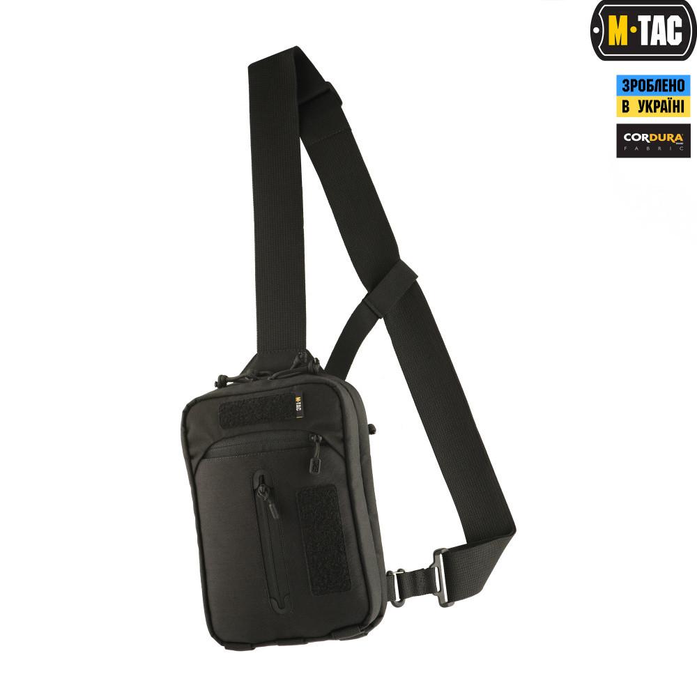 M-Tac сумка Forefront Bag Elite чорна