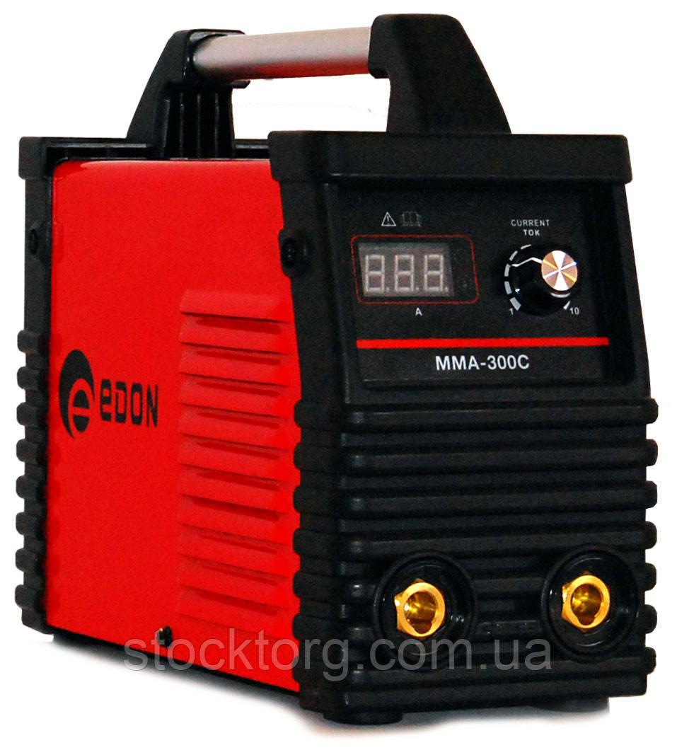 Инвертор Сварочный EDON MMA-300C в чемодане