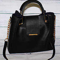Женская сумка B.Elit  (Би Элит), цвет черный ( код: IBG053B ), фото 1