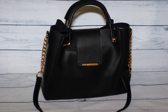 Женская сумочка цвета черный