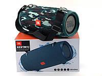 JBL XTREME 2 Big Bass 40W копия, портативная колонка с Bluetooth FM MP3, Squad камуфляжная