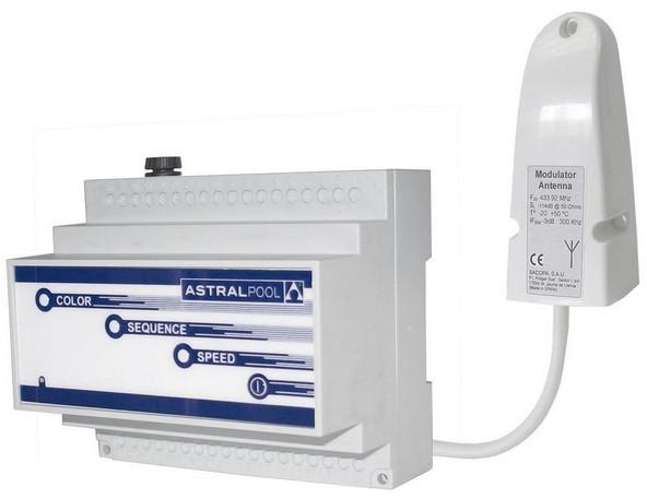 Модуль управління AstralPool LumiPlus 27818 для управліннями прожекторами