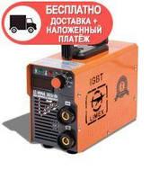 Сварочный инвертор Limex IZ-MMA 305 rdk + бесплатная доставка без комиссии за наложенный платеж
