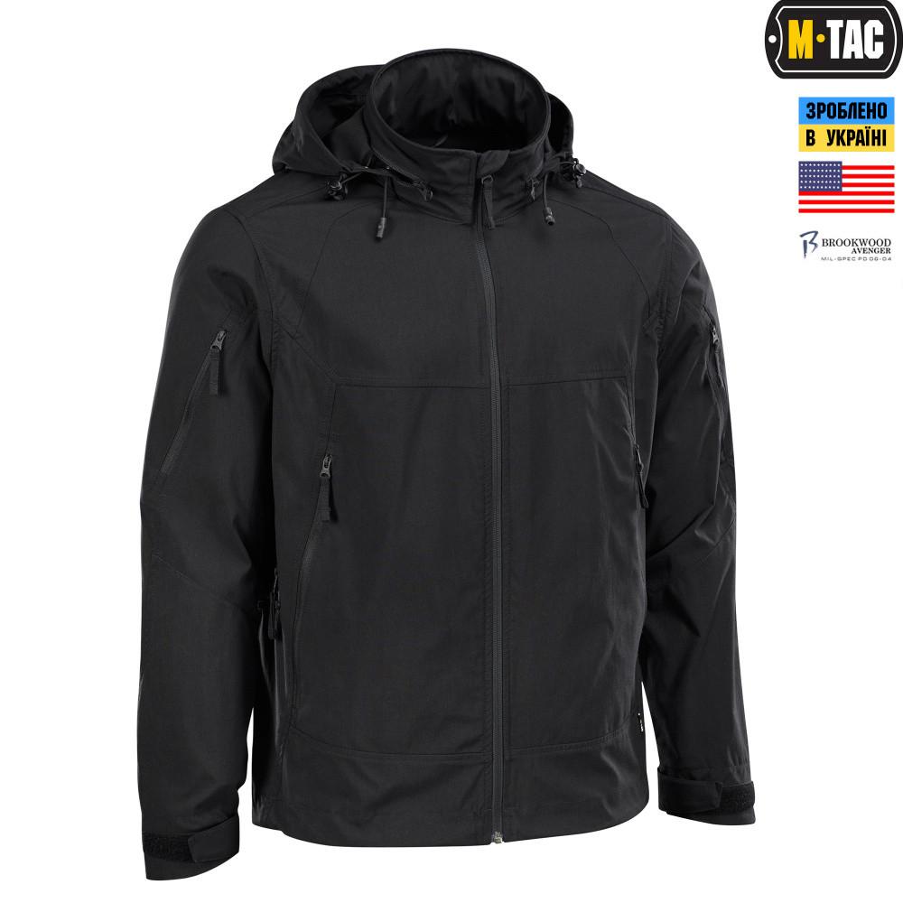 M-Tac куртка Flash чорна
