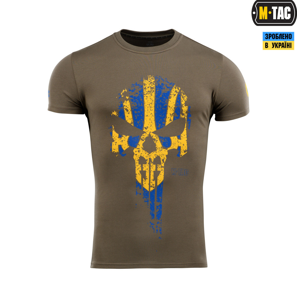 """M-Tac футболка """"Месник"""" олива"""