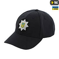 M-Tac бейсболка Police рип-стоп dark navy blue, фото 1