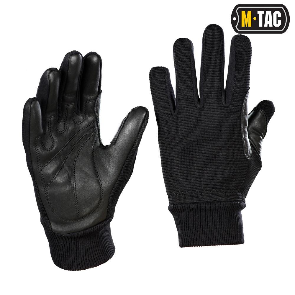 M-Tac рукавички Assault Tactical Mk.8 чорні
