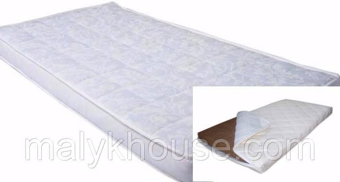 Матрас в детскую кроватку Комфорт Мини 110х55 (пятислойный кокос)
