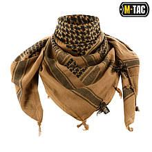 M-Tac шарф-шемаг плотный койот / черный