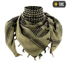 M-Tac шарф-шемаг плотный foliage green / черный