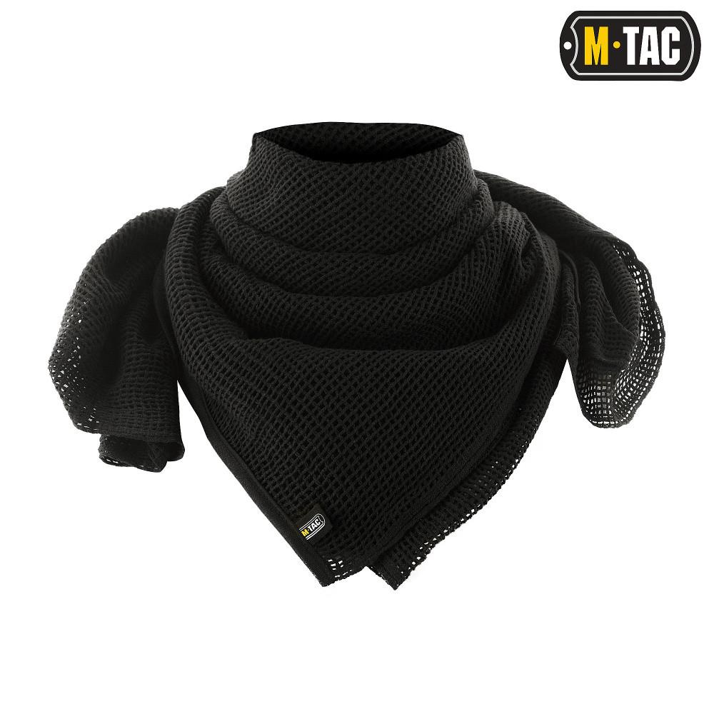 M-Tac шарф-сітка чорна