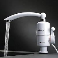 Проточный водонагреватель смеситель |  Проточний водонагрівач змішувач Delimano