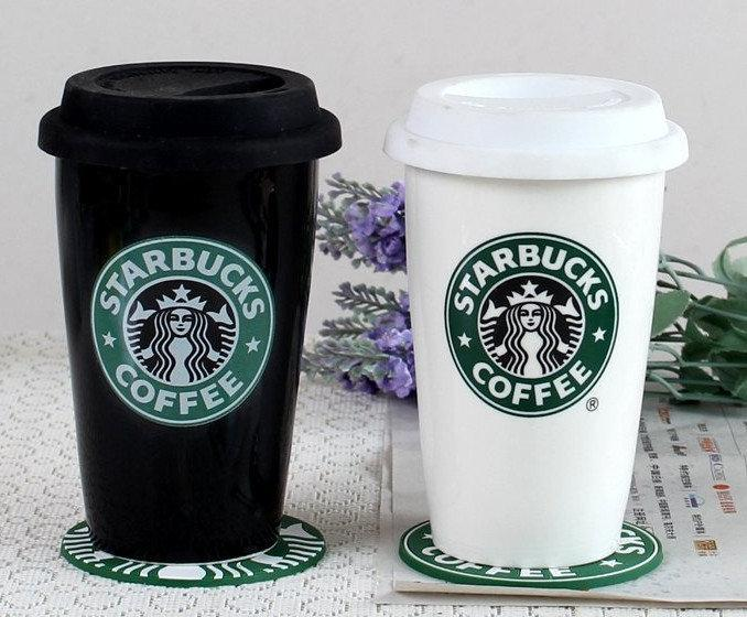 Керамическая чашка | керамічна чашка | стакан StarBucks HY101