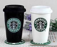 Керамическая чашка | керамічна чашка | стакан StarBucks HY101, фото 1