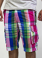 Яркие мужские шорты на лето