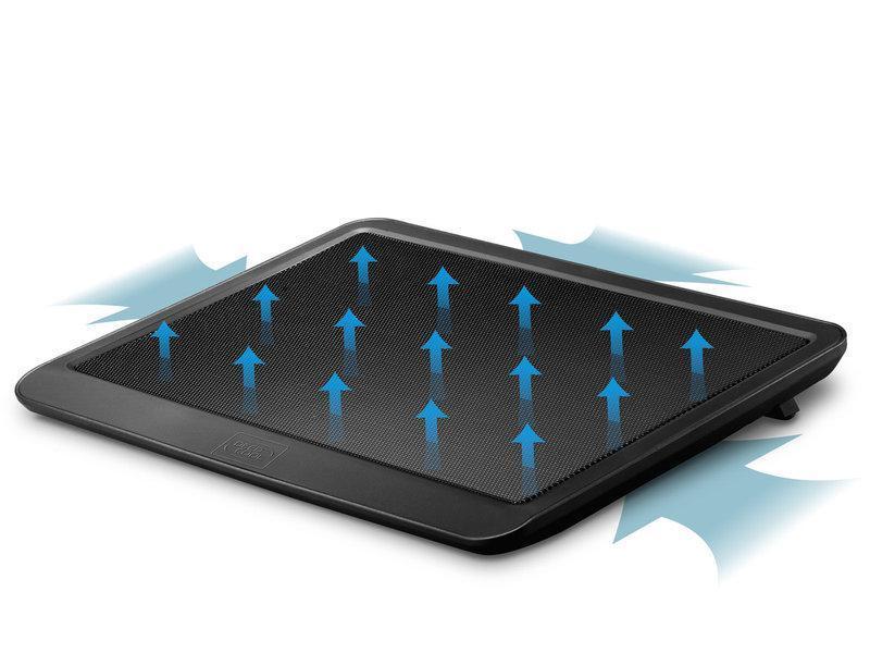 Дополнительное охлаждение подставка для ноутбука |  Додаткове охолодження підставка для ноутбука  N19