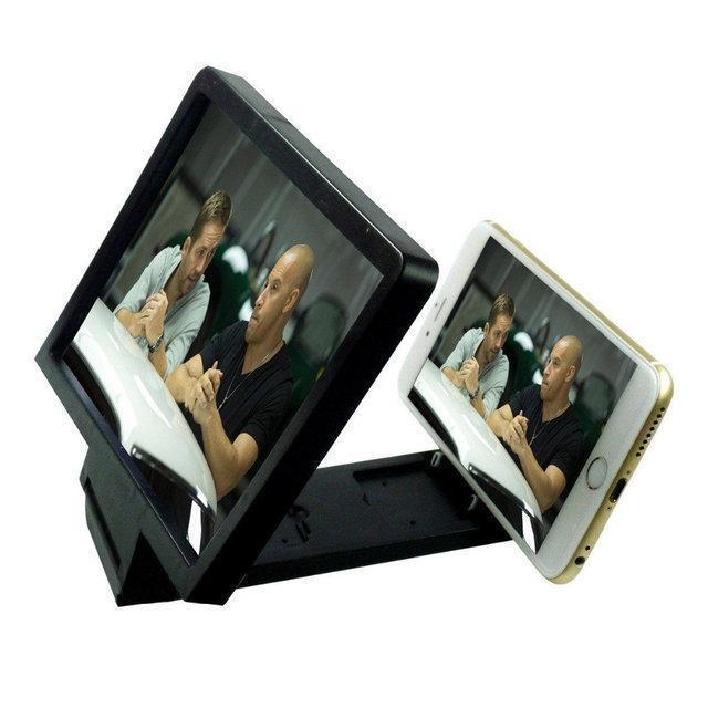 3D Увеличитель экрана телефона |  3D Увеличитель екрану телефону Enlarge screen F1