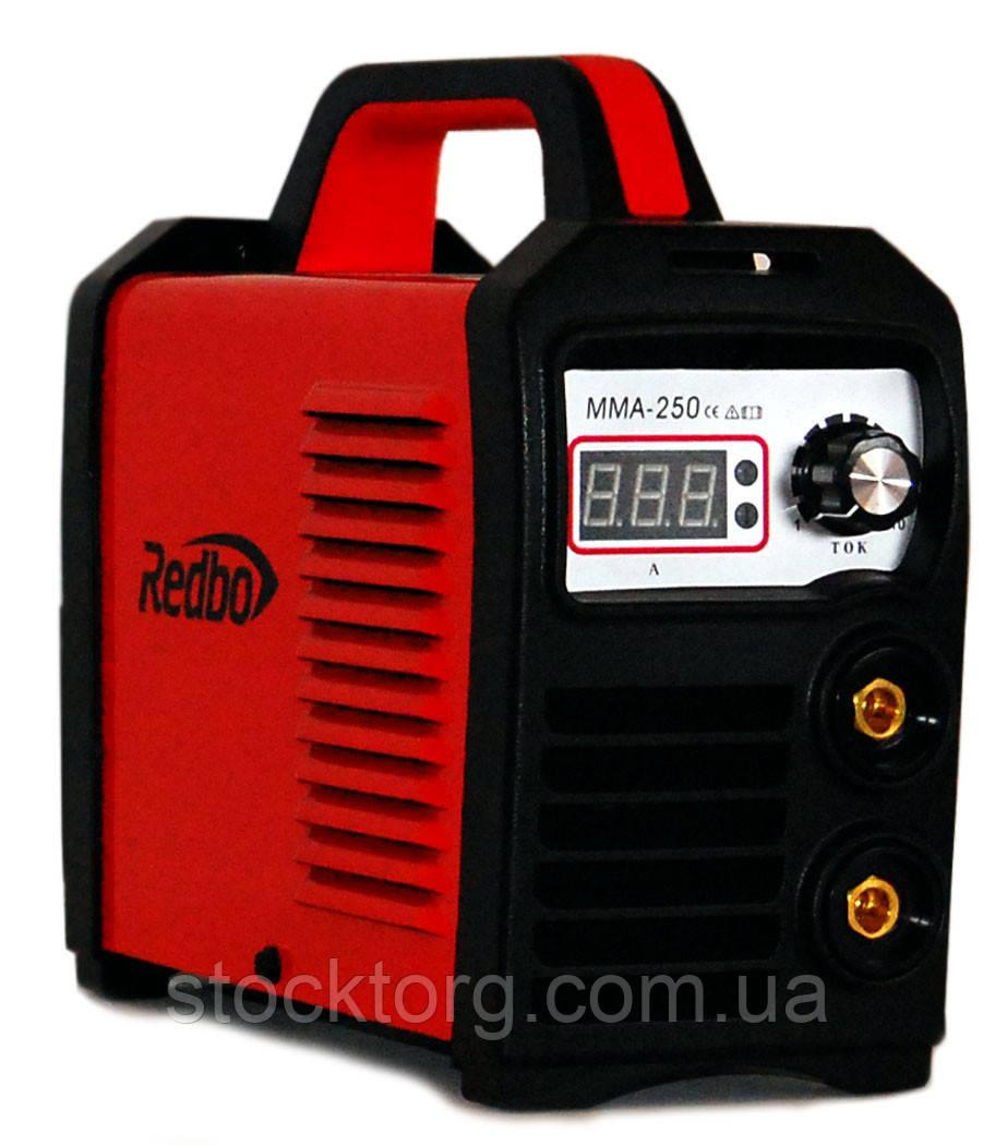 Сварочный инвертор REDBO MMA-250