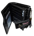 Женский кошелек клатч Baellerry Clover (13x9.5x3 см) пудровый, фото 2