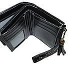 Женский кошелек клатч Baellerry Clover (13x9.5x3 см) пудровый, фото 5
