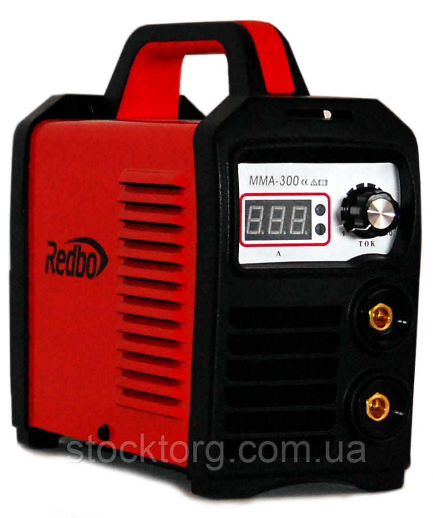 Сварочный инвертор REDBO MMA-300