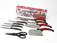 Набор кухонных ножей |  Набір кухонних ножів Contour Pro, фото 1