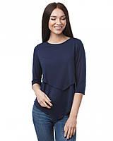 Свободная женская блузка (в размере XS - 3XL)