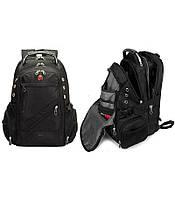 Рюкзак |Черный| SWISSGEAR 8810, фото 1