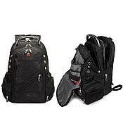 Рюкзак |Черный| SWISSGEAR 8810