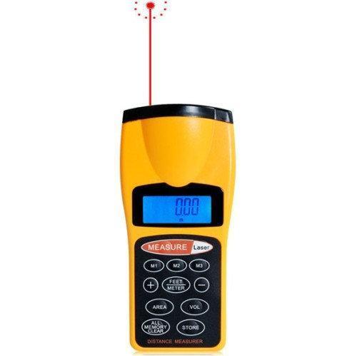 Дальномер ультразвуковой | далекомір | лазерная рулетка CP-3007